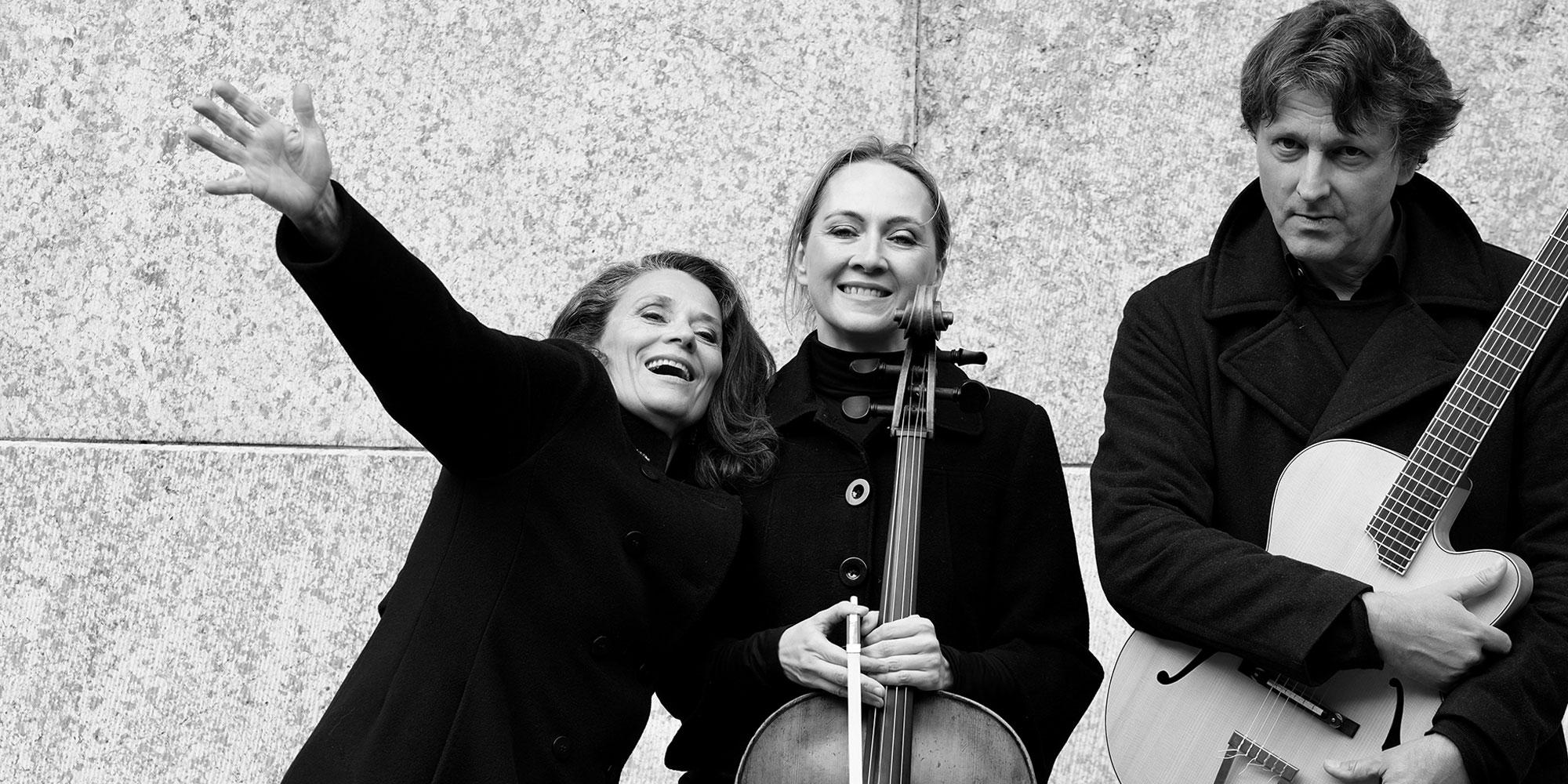 Mit Anna Rehker und Sophie Wegener – Hofgarten Residenz München